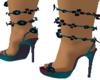 Dark Fairy Heels