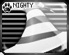N: Witch Hat White