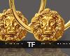 $ Trashy Lion Gold