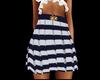 spring pleated skirt
