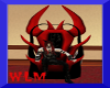 [WLM] Black/Red Throne