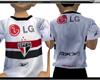 Sao Paulo Soccer TShirt