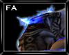 (FA)Blue Body Flares