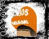 305 Orange Miami Fitted