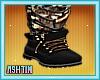 ! KID Hunt Black Boot