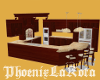 Medium 5 Bedroom Kitchen