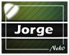 *NK* Jorge (Sign)