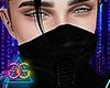 GG. Cyberpunk Ninja Mask