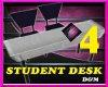 .::D&M::.Student Desk *4