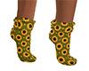 Sunflower Socks Short F