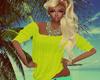 E! sweater Yellow