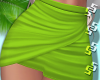 Mira Skirt Green
