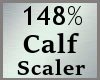 Scale Calf Calve 148% MA