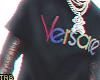 $$$. Versace Basic Tee
