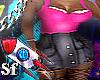 SF™ Pink Roqan Dress