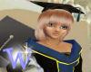 *W* Graduation Gown III