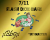 [B69]7/11 Flash DiceGame