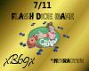 [B69]7/11 Flash DiceGame