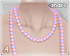 A| Pastel Necklace (A)