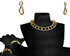 Mula Gold Jewelry Set
