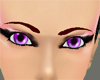 Amethyst Female Eyes