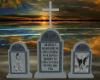 Funeral Headstone