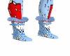 [KC]Snoopy Snow Boots 2