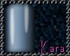 (Kara) Lush Faded Blue