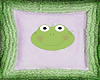Frog Hop Toy Box