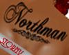 NORTHMAN BACK TAT