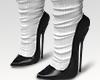 Kierra Heels + Socks