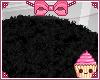 Paris Black Fur Rug