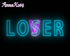 Neon Sign Lover Loser