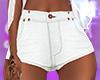 ♚ White Shorts