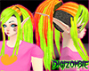 [DZ] TangerineGlo Dreads