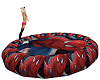 SPIDERMAN TRAMPOLINE