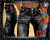 Native Muscle Jeans Blk