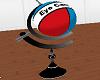 Eye Candy Rotating Globe