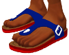 4th of July Sandals {M}