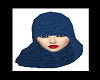 FW royal blue hood