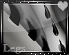 Bone Spikes ~Legs