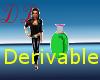 Derivable Meduim Vase