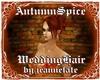 Autumn Spice Wedding