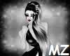 MZ Hair&Lash Black/White