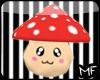 Kawaii Red Shroom Pet