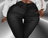 FG~ Leather Pants Black