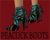 [FCS] Peacock Bow Boots