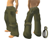 d3 Olive Drab Cargos