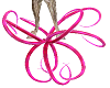 Pink Feet Tenticles M/F