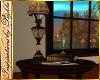 I~Cozy Fall Book Table